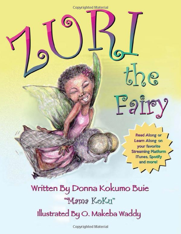 Zuri The Fairy (Paperback)